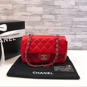 Chanel classic mini flap